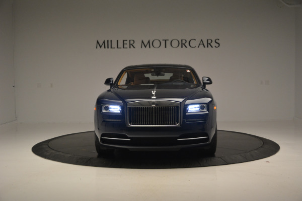 Used 2016 Rolls-Royce Wraith for sale Sold at Pagani of Greenwich in Greenwich CT 06830 8