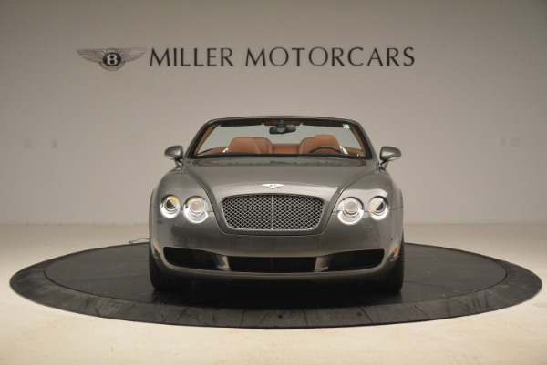 Used 2008 Bentley Continental GT W12 for sale Sold at Pagani of Greenwich in Greenwich CT 06830 12