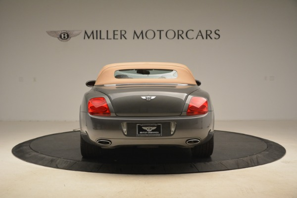Used 2008 Bentley Continental GT W12 for sale Sold at Pagani of Greenwich in Greenwich CT 06830 18