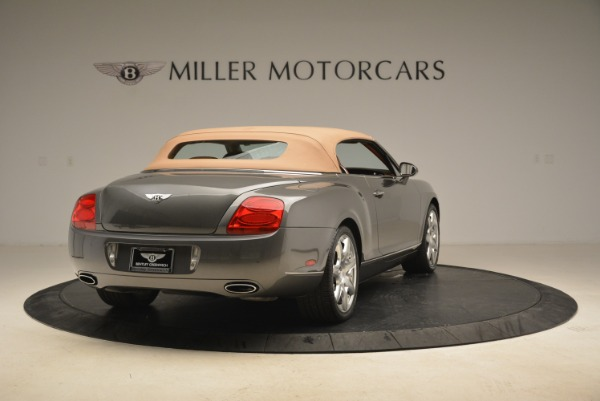 Used 2008 Bentley Continental GT W12 for sale Sold at Pagani of Greenwich in Greenwich CT 06830 19