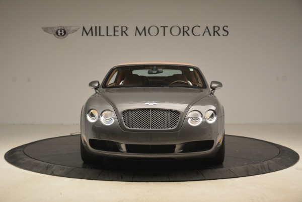 Used 2008 Bentley Continental GT W12 for sale Sold at Pagani of Greenwich in Greenwich CT 06830 24
