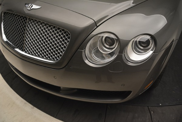 Used 2008 Bentley Continental GT W12 for sale Sold at Pagani of Greenwich in Greenwich CT 06830 26