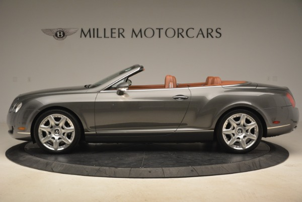 Used 2008 Bentley Continental GT W12 for sale Sold at Pagani of Greenwich in Greenwich CT 06830 3
