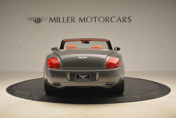 Used 2008 Bentley Continental GT W12 for sale Sold at Pagani of Greenwich in Greenwich CT 06830 6