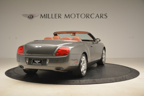 Used 2008 Bentley Continental GT W12 for sale Sold at Pagani of Greenwich in Greenwich CT 06830 7