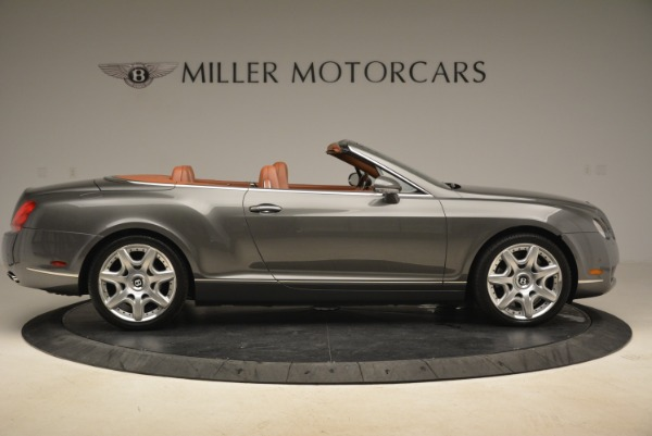 Used 2008 Bentley Continental GT W12 for sale Sold at Pagani of Greenwich in Greenwich CT 06830 9