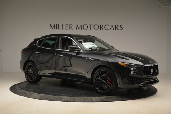Used 2018 Maserati Levante S Q4 GranSport for sale Sold at Pagani of Greenwich in Greenwich CT 06830 10