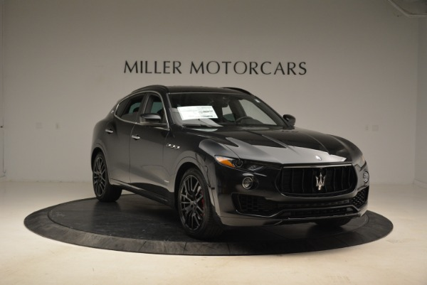 Used 2018 Maserati Levante S Q4 GranSport for sale Sold at Pagani of Greenwich in Greenwich CT 06830 11