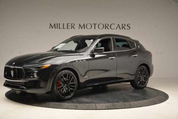 Used 2018 Maserati Levante S Q4 GranSport for sale Sold at Pagani of Greenwich in Greenwich CT 06830 2