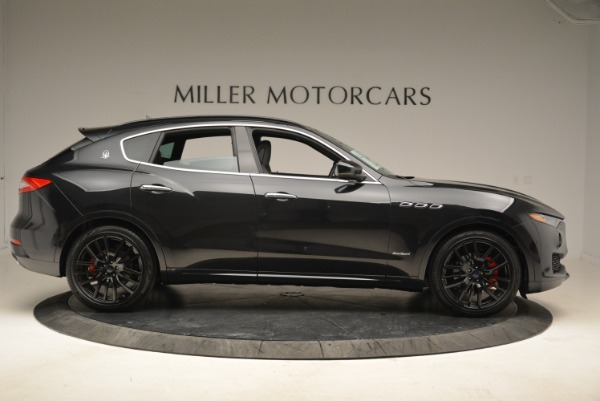 Used 2018 Maserati Levante S Q4 GranSport for sale Sold at Pagani of Greenwich in Greenwich CT 06830 9