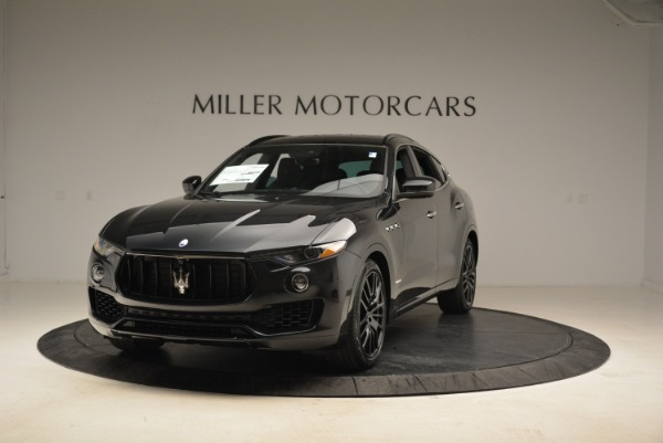 Used 2018 Maserati Levante S Q4 GranSport for sale Sold at Pagani of Greenwich in Greenwich CT 06830 1