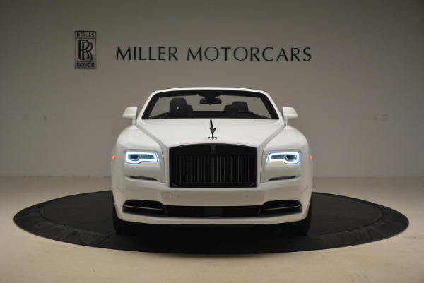 New 2018 Rolls-Royce Dawn Black Badge for sale Sold at Pagani of Greenwich in Greenwich CT 06830 12