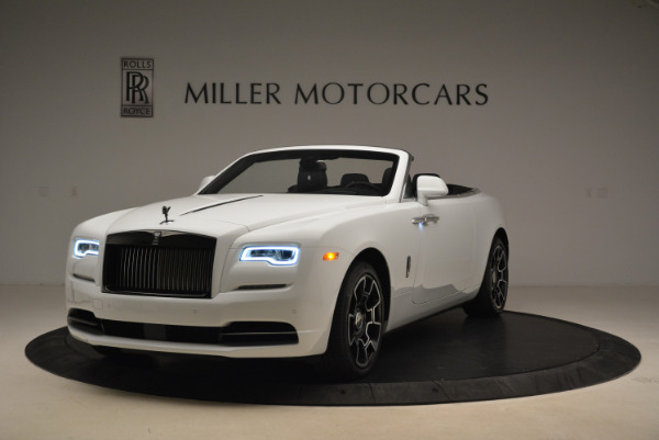 New 2018 Rolls-Royce Dawn Black Badge for sale Sold at Pagani of Greenwich in Greenwich CT 06830 2