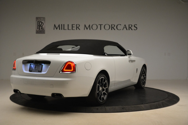New 2018 Rolls-Royce Dawn Black Badge for sale Sold at Pagani of Greenwich in Greenwich CT 06830 20