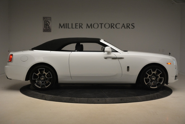 New 2018 Rolls-Royce Dawn Black Badge for sale Sold at Pagani of Greenwich in Greenwich CT 06830 22