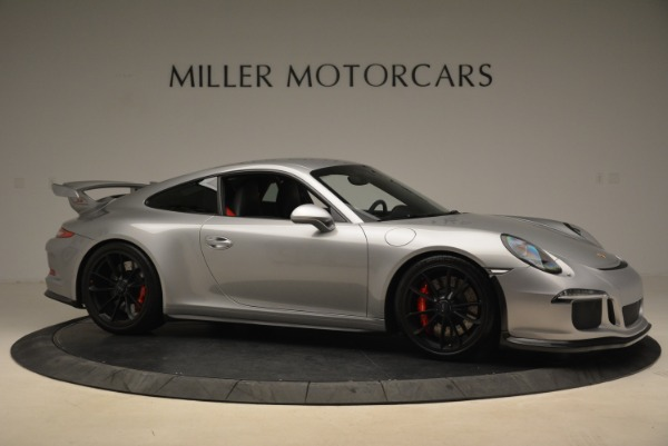 Used 2015 Porsche 911 GT3 for sale Sold at Pagani of Greenwich in Greenwich CT 06830 10