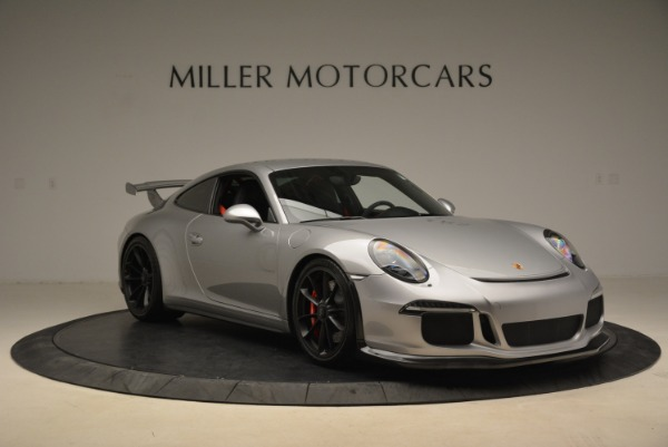 Used 2015 Porsche 911 GT3 for sale Sold at Pagani of Greenwich in Greenwich CT 06830 11