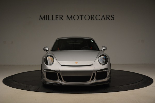 Used 2015 Porsche 911 GT3 for sale Sold at Pagani of Greenwich in Greenwich CT 06830 12