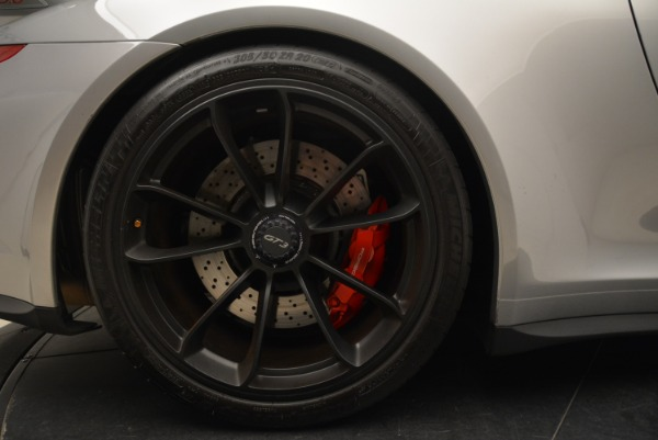 Used 2015 Porsche 911 GT3 for sale Sold at Pagani of Greenwich in Greenwich CT 06830 16
