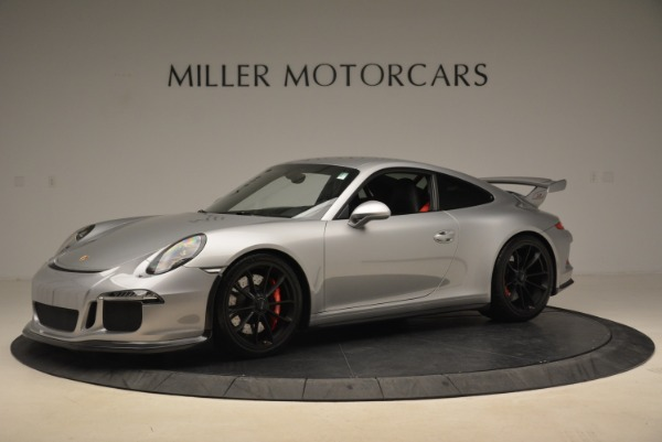 Used 2015 Porsche 911 GT3 for sale Sold at Pagani of Greenwich in Greenwich CT 06830 2
