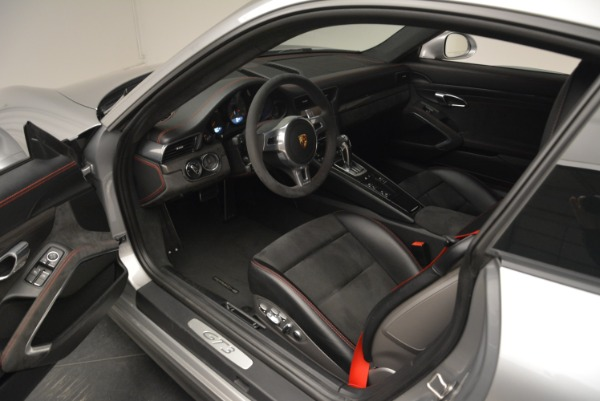 Used 2015 Porsche 911 GT3 for sale Sold at Pagani of Greenwich in Greenwich CT 06830 21