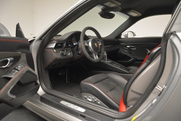 Used 2015 Porsche 911 GT3 for sale Sold at Pagani of Greenwich in Greenwich CT 06830 24