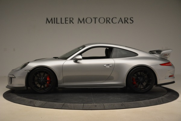 Used 2015 Porsche 911 GT3 for sale Sold at Pagani of Greenwich in Greenwich CT 06830 3