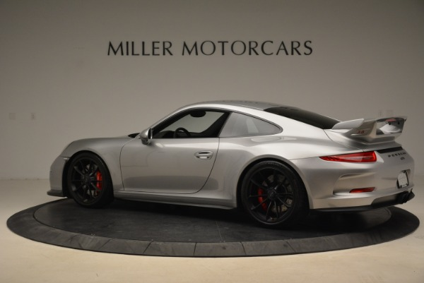 Used 2015 Porsche 911 GT3 for sale Sold at Pagani of Greenwich in Greenwich CT 06830 4