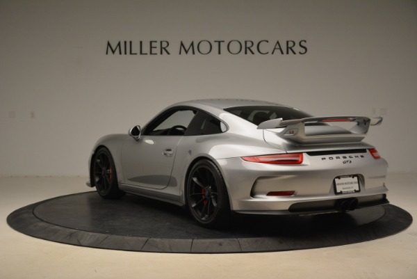 Used 2015 Porsche 911 GT3 for sale Sold at Pagani of Greenwich in Greenwich CT 06830 5