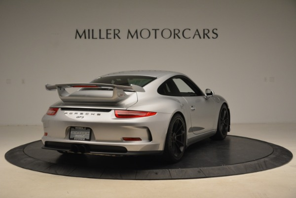 Used 2015 Porsche 911 GT3 for sale Sold at Pagani of Greenwich in Greenwich CT 06830 7