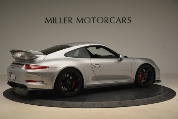 Used 2015 Porsche 911 GT3 for sale Sold at Pagani of Greenwich in Greenwich CT 06830 8