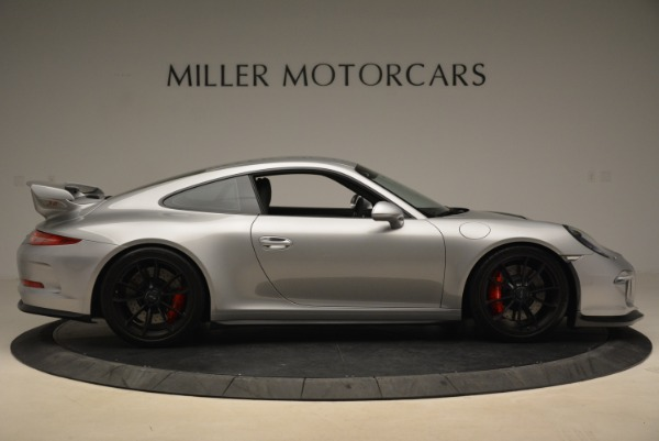 Used 2015 Porsche 911 GT3 for sale Sold at Pagani of Greenwich in Greenwich CT 06830 9
