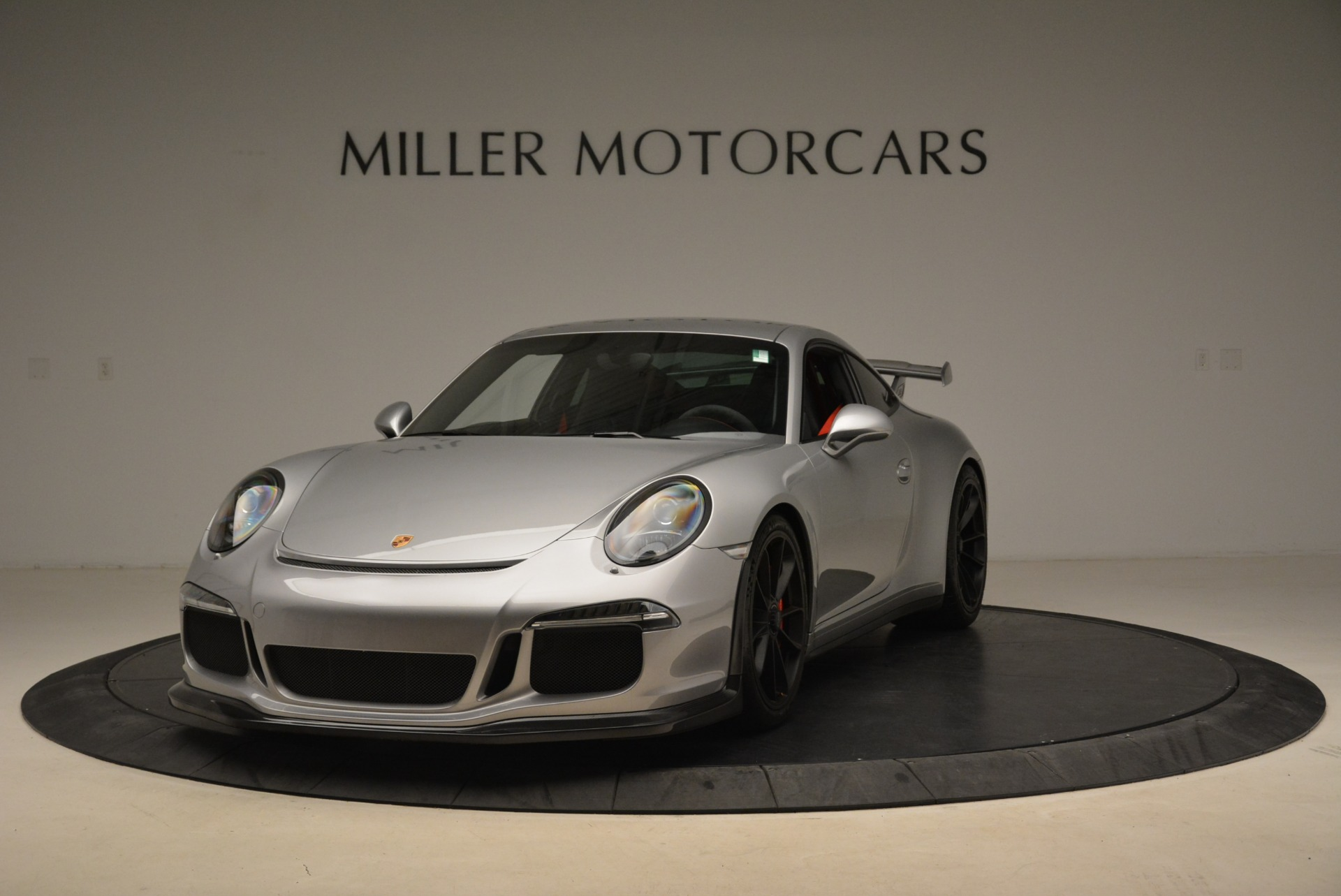 Used 2015 Porsche 911 GT3 for sale Sold at Pagani of Greenwich in Greenwich CT 06830 1