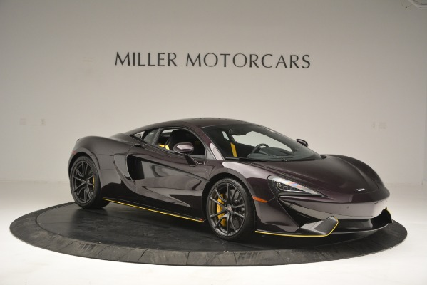 Used 2018 McLaren 570S for sale Sold at Pagani of Greenwich in Greenwich CT 06830 10