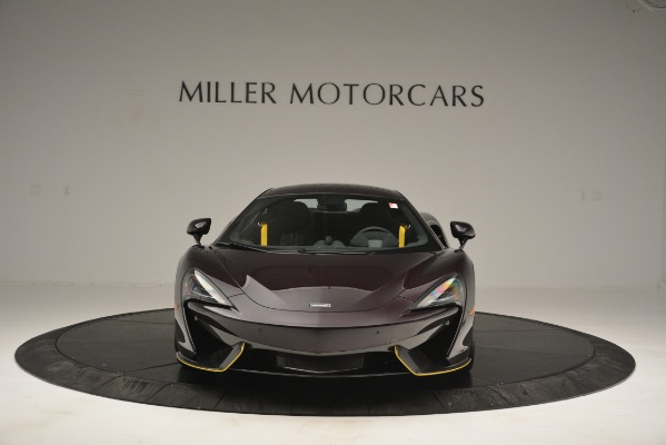 Used 2018 McLaren 570S for sale Sold at Pagani of Greenwich in Greenwich CT 06830 12