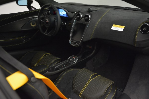 Used 2018 McLaren 570S for sale Sold at Pagani of Greenwich in Greenwich CT 06830 18