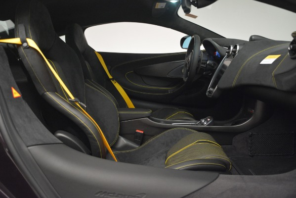 Used 2018 McLaren 570S for sale Sold at Pagani of Greenwich in Greenwich CT 06830 19
