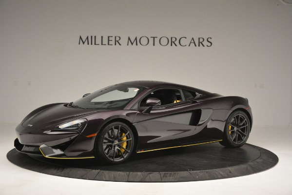 Used 2018 McLaren 570S for sale Sold at Pagani of Greenwich in Greenwich CT 06830 2