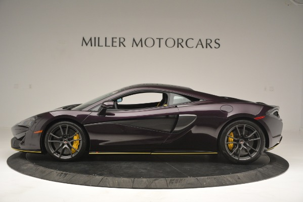 Used 2018 McLaren 570S for sale Sold at Pagani of Greenwich in Greenwich CT 06830 3