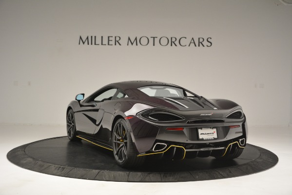 Used 2018 McLaren 570S for sale Sold at Pagani of Greenwich in Greenwich CT 06830 5
