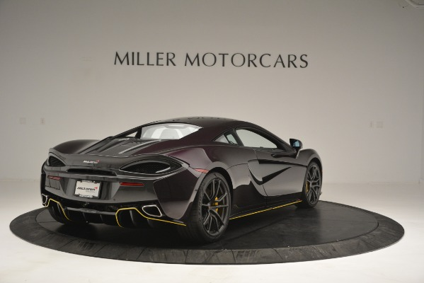 Used 2018 McLaren 570S for sale Sold at Pagani of Greenwich in Greenwich CT 06830 7