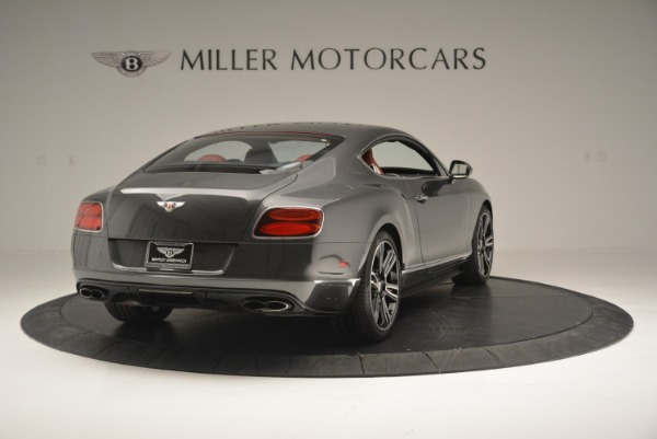 Used 2015 Bentley Continental GT V8 S for sale Sold at Pagani of Greenwich in Greenwich CT 06830 7