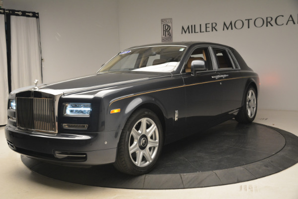 Used 2013 Rolls-Royce Phantom for sale Sold at Pagani of Greenwich in Greenwich CT 06830 1