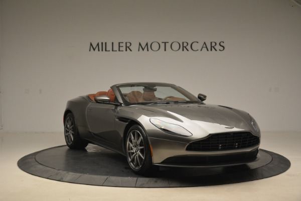 New 2019 Aston Martin DB11 Volante for sale Sold at Pagani of Greenwich in Greenwich CT 06830 11