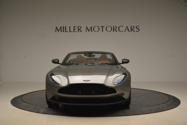 New 2019 Aston Martin DB11 Volante for sale Sold at Pagani of Greenwich in Greenwich CT 06830 12