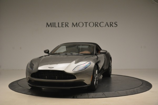 New 2019 Aston Martin DB11 Volante for sale Sold at Pagani of Greenwich in Greenwich CT 06830 13