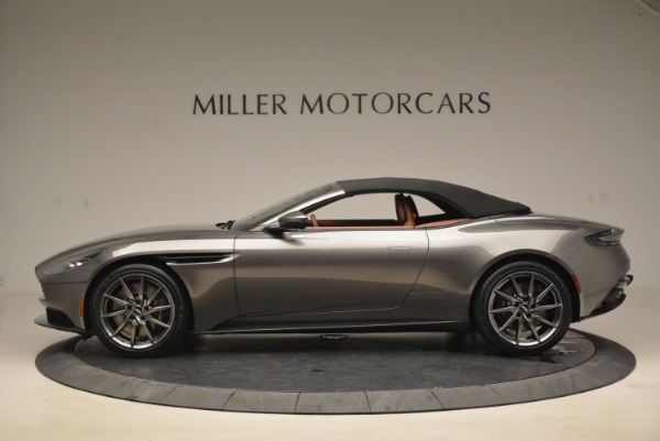 New 2019 Aston Martin DB11 Volante for sale Sold at Pagani of Greenwich in Greenwich CT 06830 15