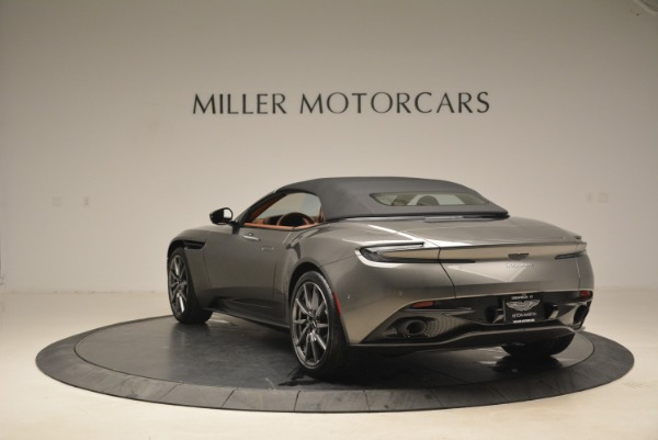 New 2019 Aston Martin DB11 Volante for sale Sold at Pagani of Greenwich in Greenwich CT 06830 17