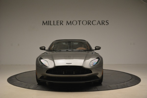 New 2019 Aston Martin DB11 Volante for sale Sold at Pagani of Greenwich in Greenwich CT 06830 24
