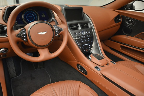 New 2019 Aston Martin DB11 Volante for sale Sold at Pagani of Greenwich in Greenwich CT 06830 26